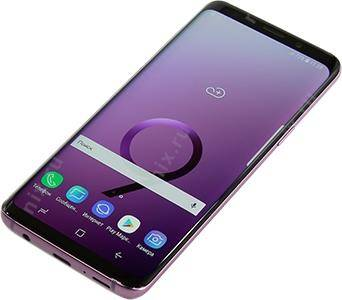 "купить Смартфон Samsung Galaxy S9 SM-G960FZPDSER Ultraviolet(2.7GHz,4Gb,5.8""2960x1440,4G+WiFi+BT,64Gb+micro"