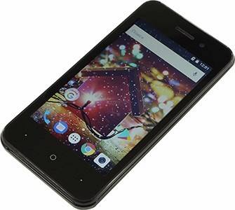 "купить Смартфон Digma HIT Q401 3G[1013092]Black(1.3GHz,1Gb,4"" 800x480 TN,3G+WiFi+BT,8Gb+microSD,2Mpx)"