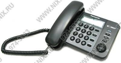 купить Телефон Panasonic KX-TS2356RUB [Black]