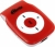 заказать Плейер Ritmix [RF-1015] Red (MP3 Player, MicroSD, USB2.0, Li-lon)